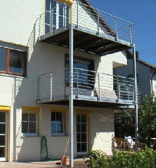terrassen balkone. Black Bedroom Furniture Sets. Home Design Ideas